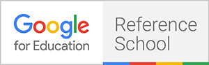 Google for education on foot