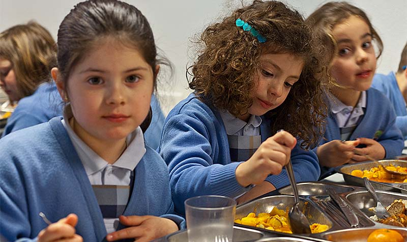 Dining Primary Education