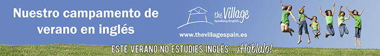 the Village, the Summer Camp in English of the School San Fernando